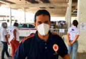 Mais de 29 mil doses da vacina da Oxford/ Astrazeneca chegam a Salvador | Foto: Reprodução
