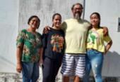 Ney Monstro, o do primeiro transplante de fígado, vai bem | Foto: Arquivo pessoal