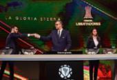 Sorteio define adversários dos brasileiros na prévia da Libertadores | Foto: