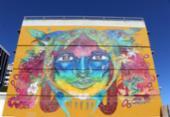 Projeto Mural inscreve artistas e coletivos de Salvador para segunda edição | Foto: Divulgação