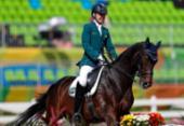 Paralimpíada: Rodolpho Riskalla é campeão em provas de adestramento | Foto: