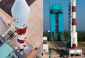 Primeiro satélite brasileiro é lançado neste domingo na Índia | Foto: ISRO (Organização Indiana de Pesquisa Espacial)