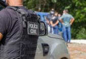 Trio suspeito de sequestro é preso poucas horas após o crime em Salvador | Foto: Divulgação | Polícia Civil