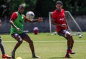 Diante do Atlético, Vitória vai em busca do primeiro triunfo no Baianão | Foto: Letícia Martins | EC Vitória