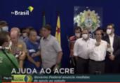 Jornalista que questionou Bolsonaro é demitido   Reprodução   TV Brasil
