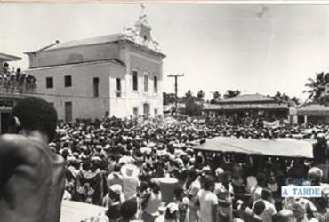 #TBT da beleza que é a Festa de Itapuã   19.1.1978   Foto: Cedoc A TARDE
