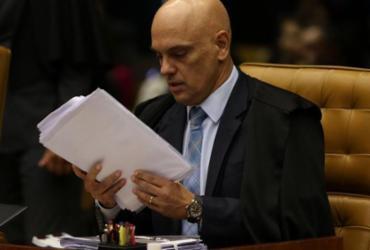 Cúpula da CPI entrega relatório a Alexandre de Moraes | Fabio Pozzebom | Agência Brasil
