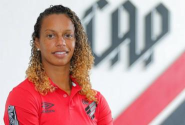 Ex-lateral da seleção, Rosana assume time feminino do Athletico-PR | Divulgação | Athletico PR