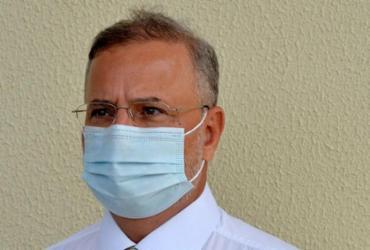 Secretário rebate ministério e diz que 10 mil não voltaram para 2ª dose na Bahia | Shirley Stolze | Ag. A TARDE