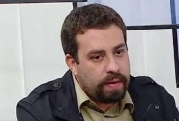 PF intima Guilherme Boulos após suposta ameaça a Bolsonaro | Agência Brasil