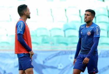 Após perder na estreia, 'time B' do Bahia volta a jogar pelo Baiano | Felipe Oliveira | EC Bahia