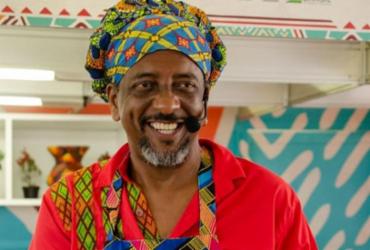 Afrochefe Jorge Washington comanda 2ª edição online do Culinária Musical   Divulgação