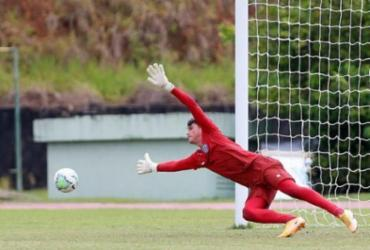 Goleiro da base do Bahia é convocado para a Seleção Brasileira sub-17   Divulgação   EC Bahia