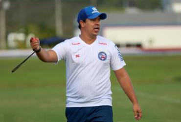 """Dado comemora vaga na Sul-Americana e fala sobre futuro no Bahia: """"Estou à disposição""""   Felipe Oliveira   E.C.Bahia"""