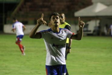 Com direito a golaços, Bahia vence o Doce Mel no Joia da Princesa | Felipe Santana | EC Bahia