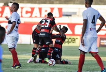 Vitória vira sobre o Atlético de Alagoinhas e conquista primeiro triunfo no Baianão | Pietro Carpi | EC Vitória