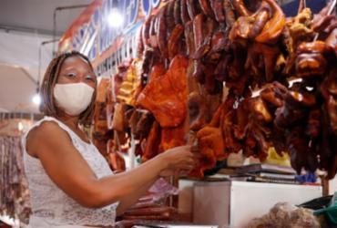 A paixão dos baianos pelo feijão: fonte de renda e prazer | Olga Leiria | Ag. A TARDE