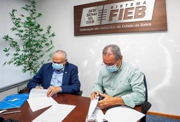 Parceria formaliza apoio às MPEs | Darío G. Neto ASN Ba.
