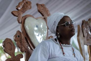 Ialorixá Thiffany Odara luta para enfrentar a discriminação e ter reconhecimento | Uendel Galter | Ag. A TARDE
