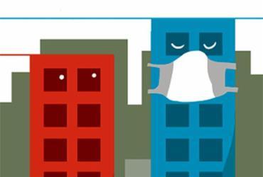 Inadimplência em condomínio diminui apesar da pandemia | Bruno Aziz | Editoria de Arte A TARDE