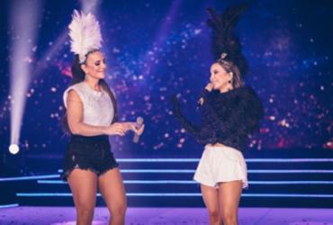 Live de Carnaval de Claudia Leitte e Ivete Sangalo estreia no YouTube | Rafa Mattei | Divulgação