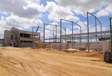 Requalificação da Marina da Penha, na Ribeira, já tem 60% das obras concluídas