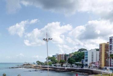 Influência de massa de ar seco reduz chance de chuva em Salvador | Reprodução | Google Street View