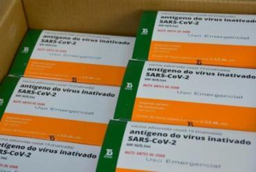 Saúde recomenda que estados reservem segunda dose da CoronaVac | Reprodução