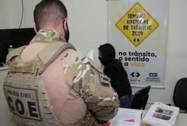Operação Mão Dupla cumpre mandados no Detran e em empresas privadas | Haeckel Dias | Ascom-PC