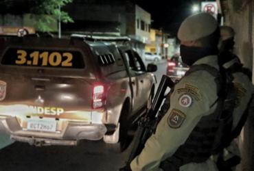 Bahia ultrapassa marca de 100 autuados por descumprimento de toque de recolher | Divulgação
