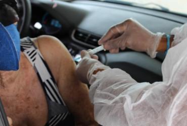 Prefeitura de Salvador convoca mais 103 vacinadores contra Covid-19 | Divulgação | Secretaria de Saúde de Salvador