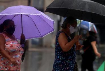 Previsão aponta chuva e trovoada nesta quarta-feira em Salvador | Ag. A Tarde