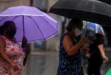 Codesal contabiliza 37 ocorrências por causa da chuva | Ag. A Tarde