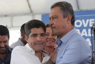 Bolsonaro finca pé entre aliados de Rui e Neto. É a agenda 2021 cá | Uendel Galter | Ag. A TARDE | 17.12.2019