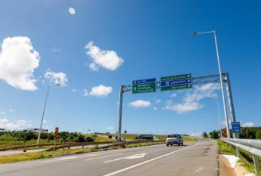 Sistema de rodovias BA-093 passa por manutenção durante esta semana | Divulgação | CBN