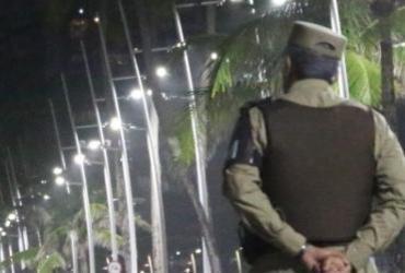 Já foram detidas 63 pessoas por descumprimento do toque de recolher |