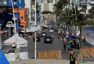 Trânsito será temporariamente interditado em ruas da Barra neste domingo | Adilton Venegeroles | Ag. A TARDE