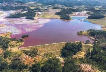 Vale retira nível de emergência de barragem em Minas Gerais   Divulgação