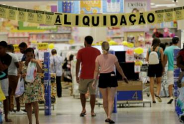 Após 3 meses de recuo, comércio varejista tem aumento no volume de vendas na Bahia | Adilton Venegeroles | Ag. A TARDE