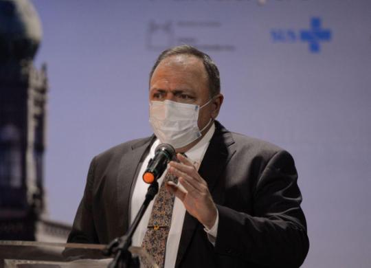 Pazuello diz que espera vacinar 170 milhões de brasileiros até o fim deste ano | Tomaz Silva | Agência Brasil