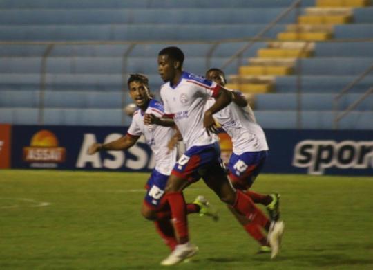 Bahia estreia com time de transição e consegue vitória segura diante do Salgueiro-PE   Rafael Machaddo/ EC BAHIA