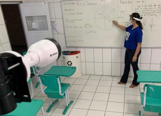 Governo da Bahia prorroga decreto de suspensão das aulas presenciais   Divulgação   Insp