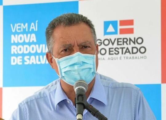 Leitos para covid na Fonte Nova e Hospital Metropolitano serão os últimos na Bahia, diz governador | Shirley Stolze | Ag. A TARDE