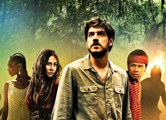 Série nacional 'A cidade invisível' leva mitos brasileiros à Netflix | Divulgação