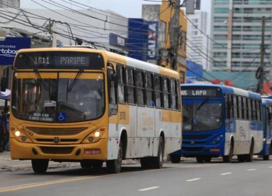 MP-BA pede à Justiça circulação de 100% da frota de ônibus | Joá Souza | Ag. A TARDE