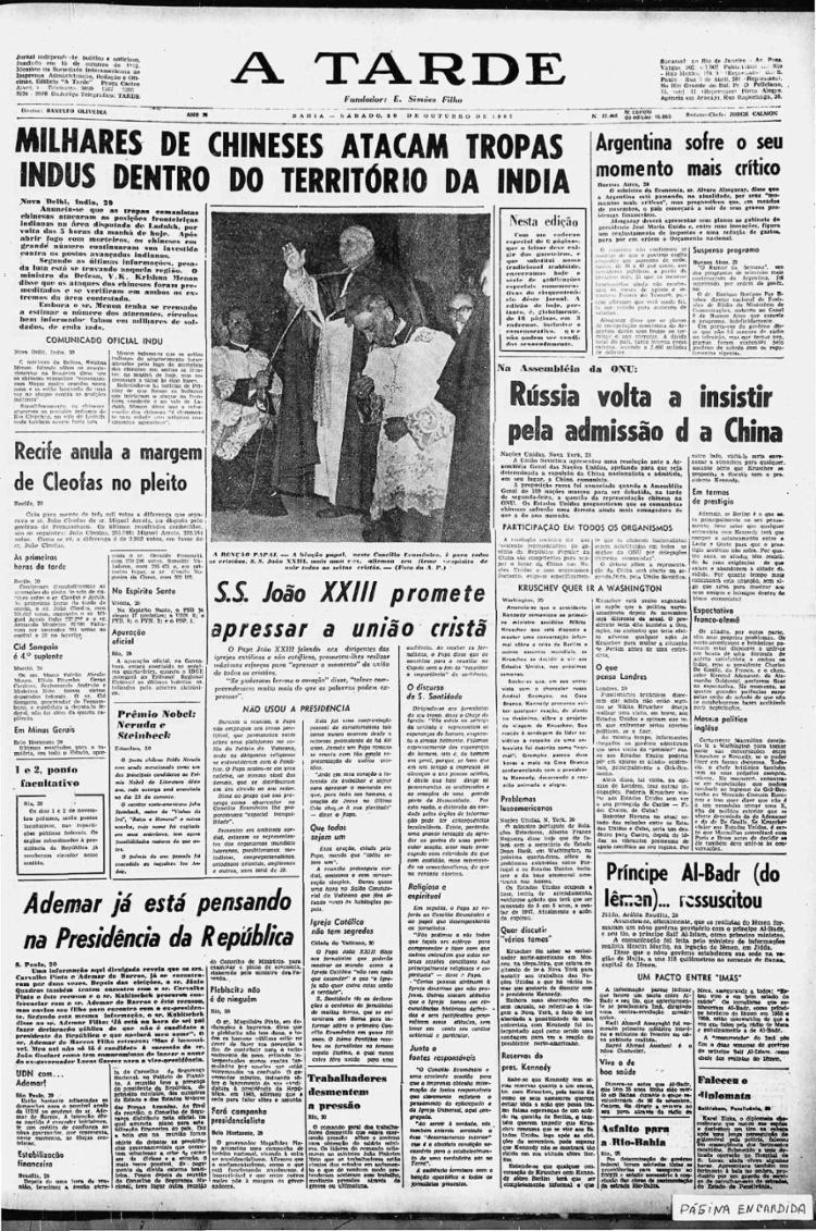 apa ressalta esforço de João XXIII em prol do diálogo interreligioso