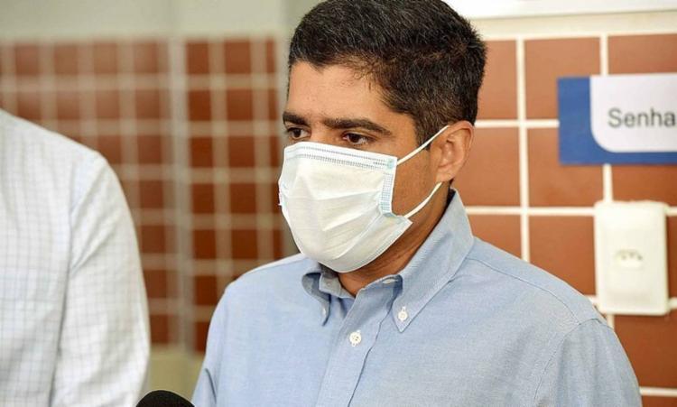 ACM Neto voltou a dizer que não tratou de indicações para qualquer ministério - Foto: Divulgação