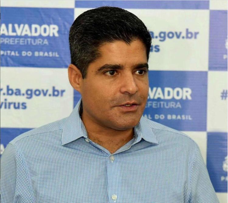 O anúncio foi feito nesta segunda, em Feira de Santana, onde Neto cumpre agenda com o prefeito Colbert Martins. Foto: PMS - Foto: Governo do Estado de São Paulo