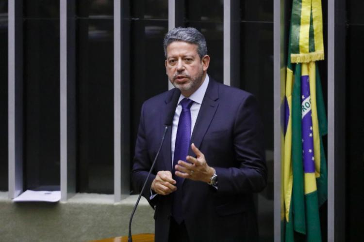 O primeiro ato de Arthur Lira no comando da Câmara foi indeferir o bloco aglutinado por seu adversário na eleição - Foto: Divulgação