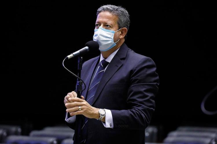 Lira teria tentado conversar com o ministro Alexandre de Moraes e proposto um pedido de desculpas público por parte da Câmara - Foto: Najara Araujo | Câmara dos Deputados | 20.5.2020